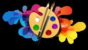 art-paint-colorful